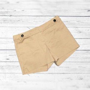 EUC Ann Taylor LOFT Khaki Shorts